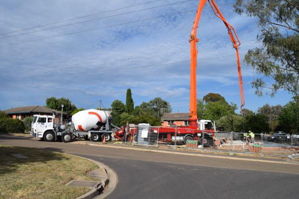 Concrete Pump Truck Insurance