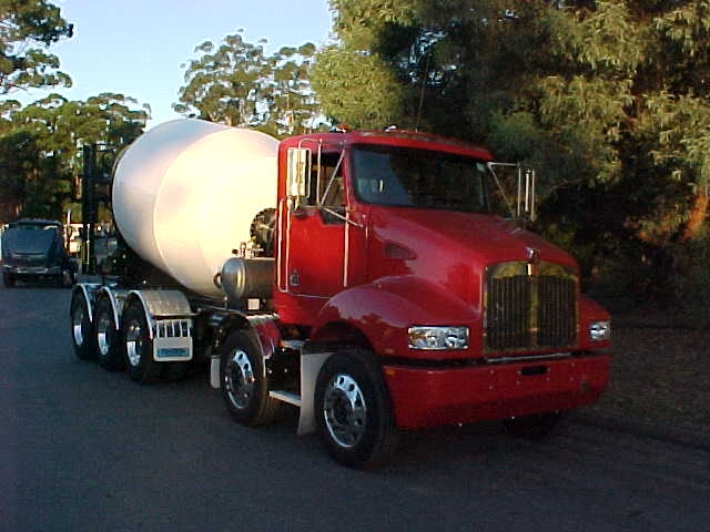 Concrete Agitator, Cement Truck Insurance