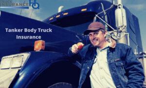 Tanker Body Truck Insurance