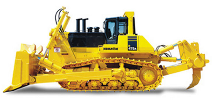 Earthmoving – Bulldozer