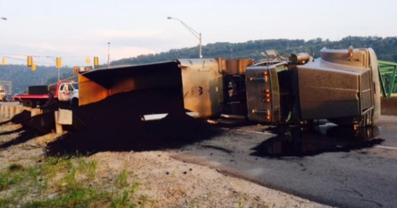 Truck Driver Total & Permanent Disablement Insurance: Understanding Hazards of Coal Transport