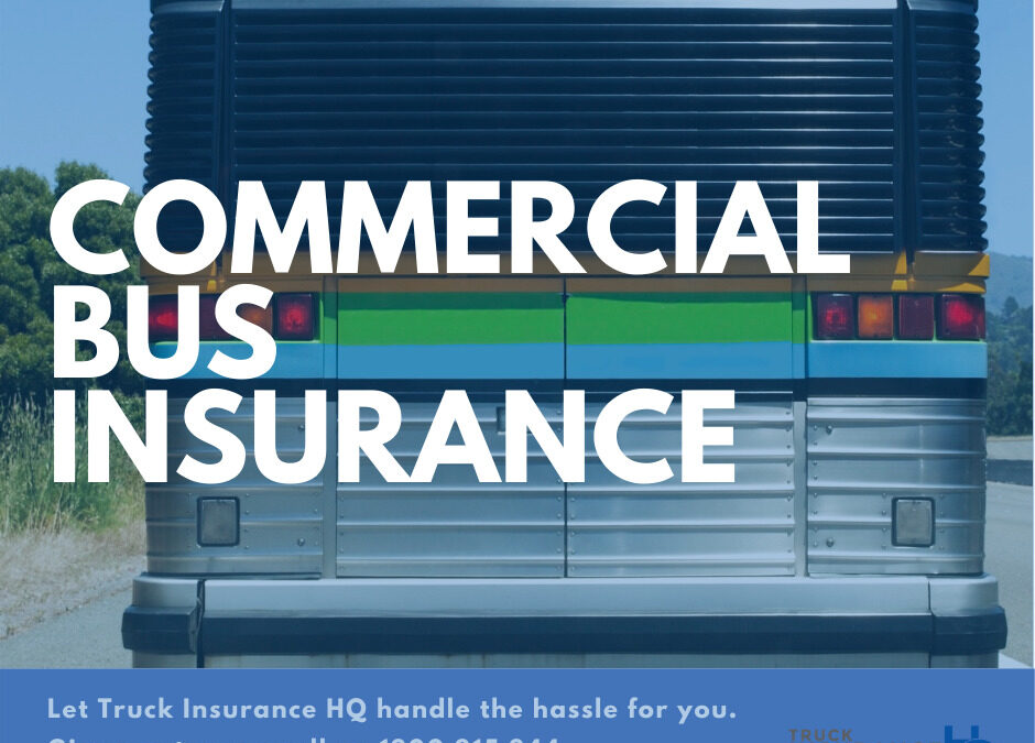 Commercial Bus Insurance