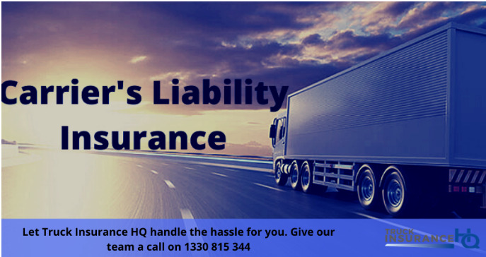 Carriers Liability Insurance: Definition, Importance, and How to Buy