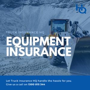 Equipment Insurance