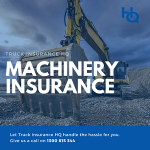 Machinery Insurance