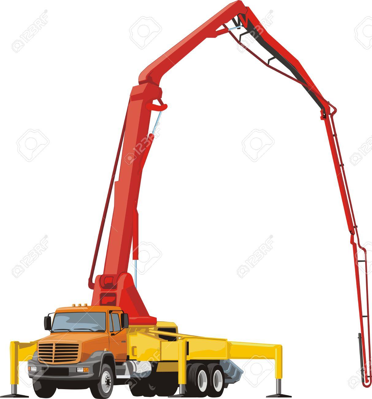 Concrete Pump Insurance