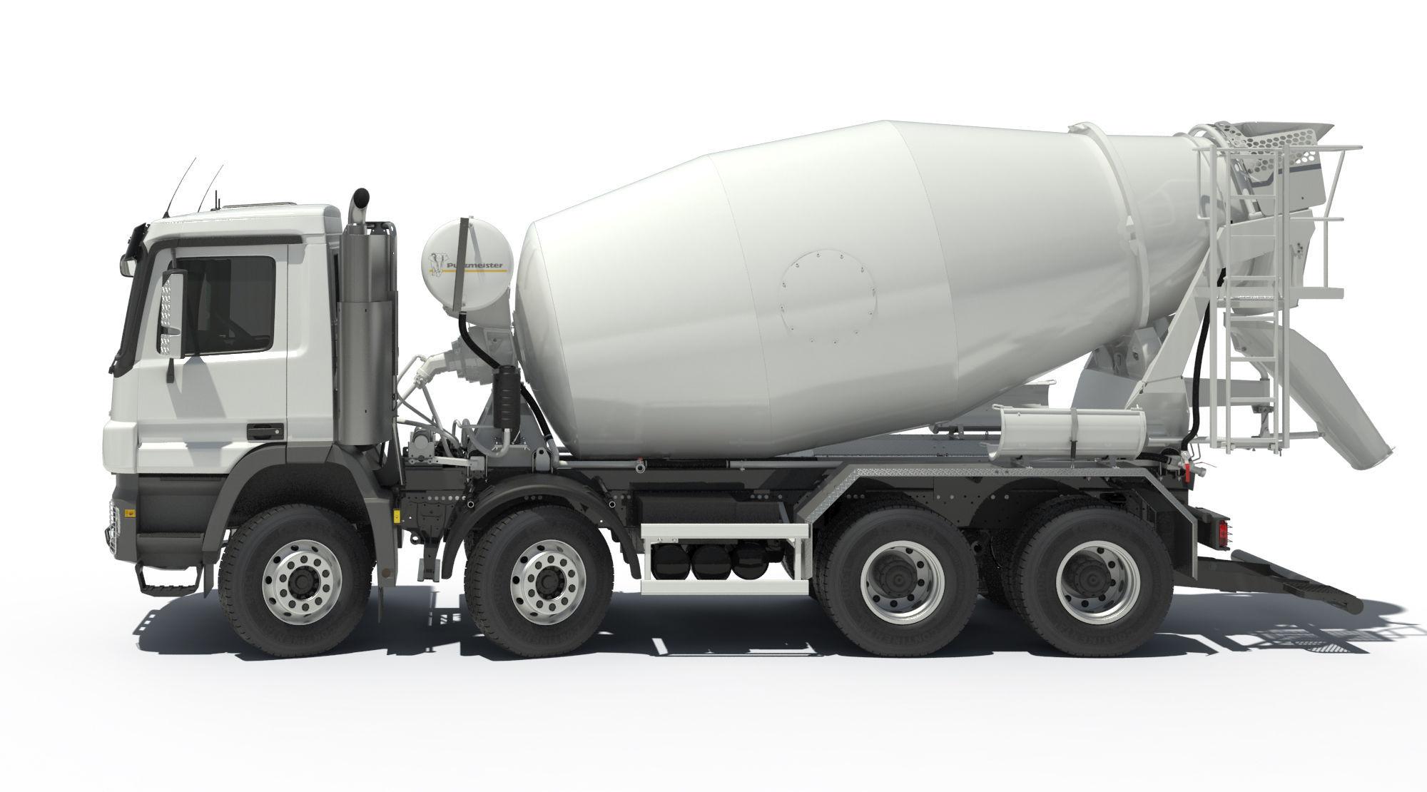 Concrete Truck Insurance