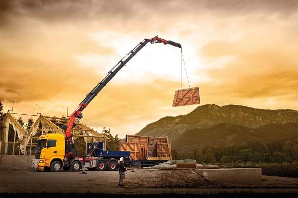 Crane Truck Insurance