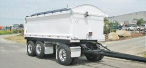 Dog Tipping Trailer Broker