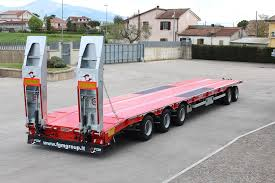 Low Load Trailer