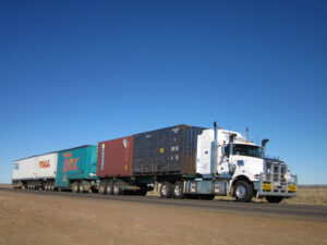 Quad Road Train Truck, Quad Road Train Driving, Transport Insurance, Cargo Insurance, Truck Insurance