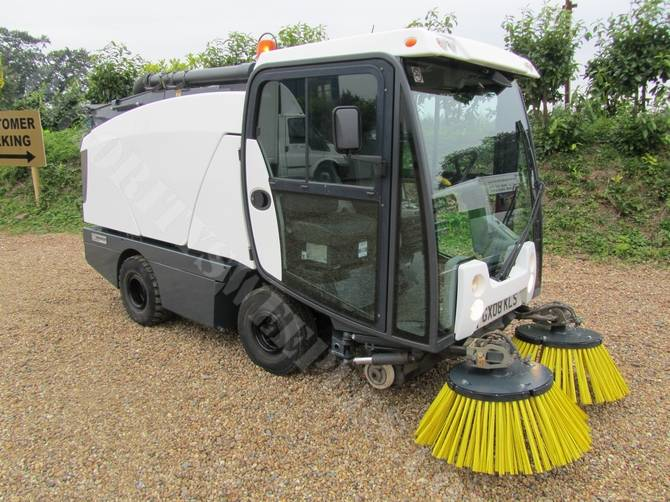 Road Sweeper Insurance