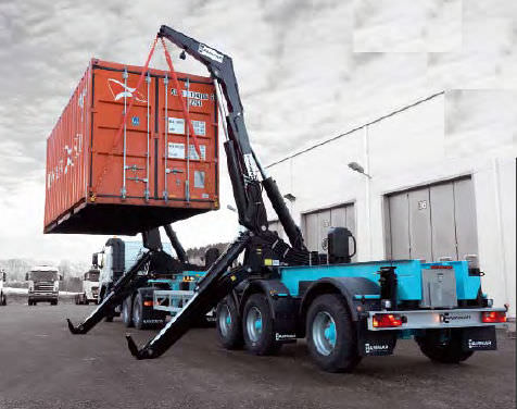 Side Lift Trailer Insurance