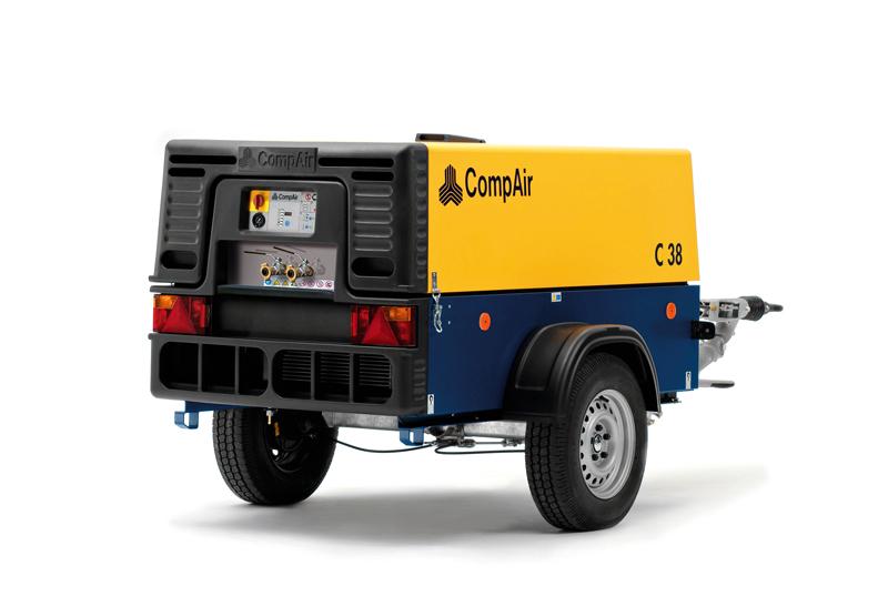Trailer Mounted Compressor Insurance