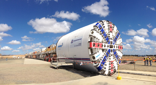 Tunnel Boring Machine Insurance